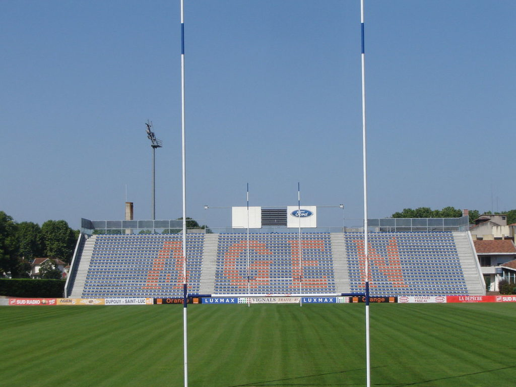 Agen France Stade Armandie