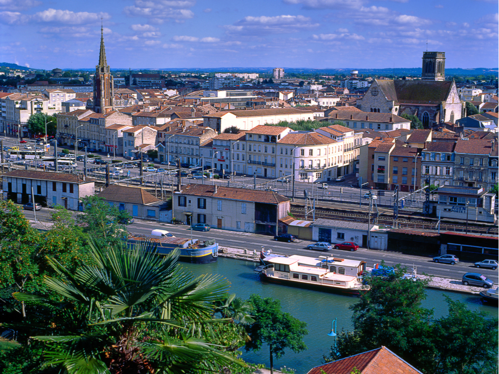 Agen France travel guide