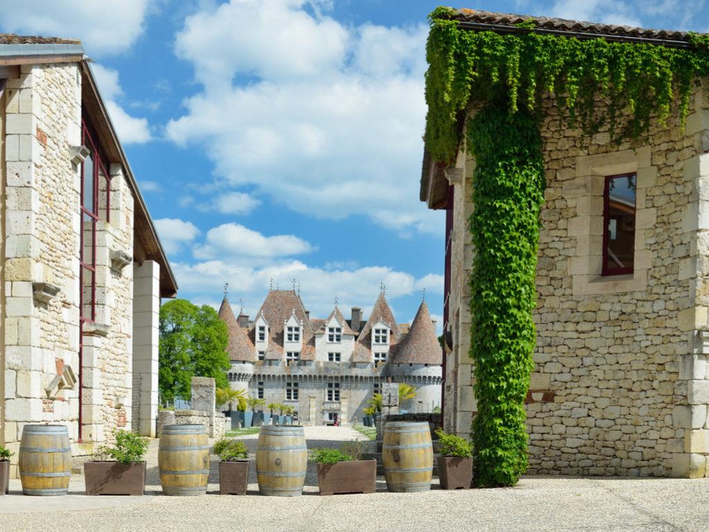 Bergerac France Chateau de Monbazillac