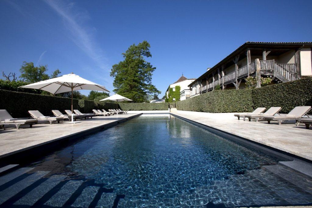 Bordeaux France Spa de Vinothérapie Caudalie
