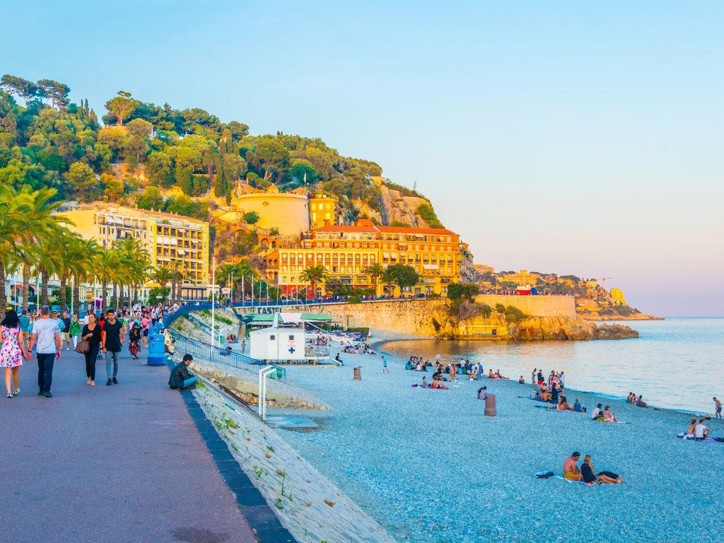 Nice France La Promenade des Anglais