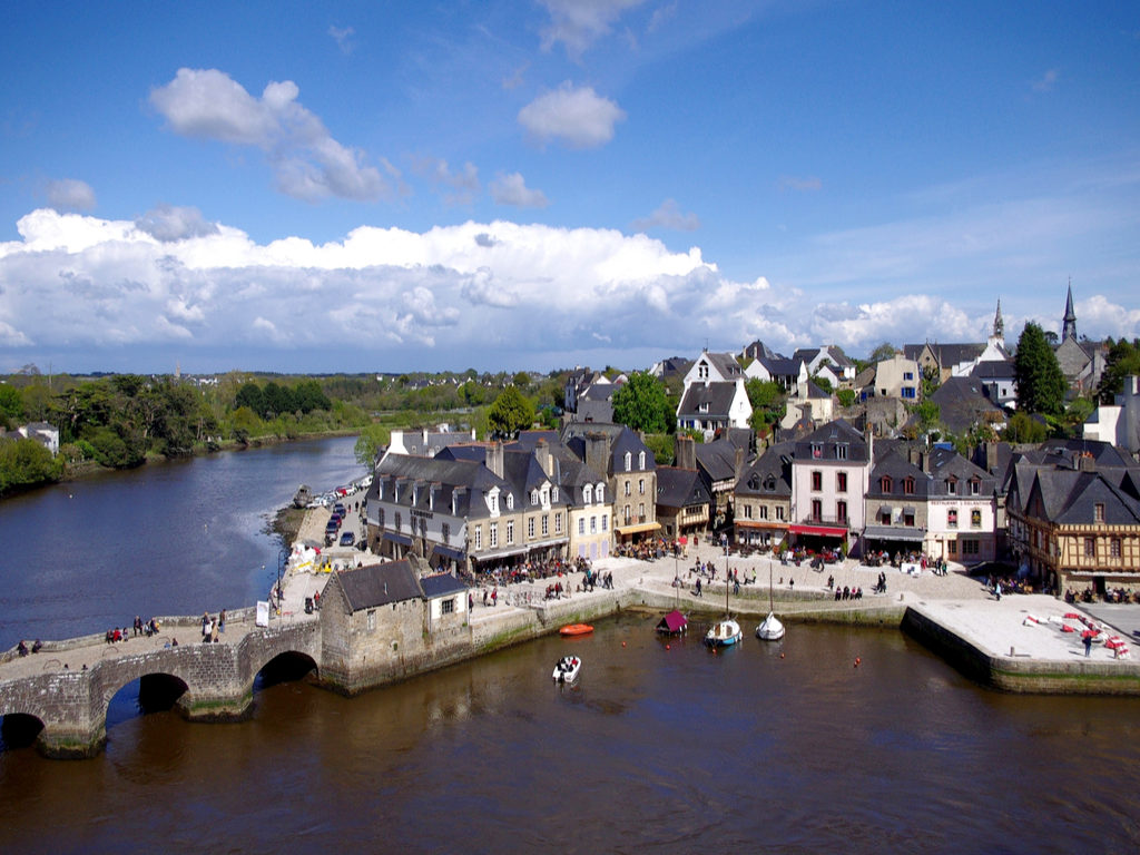 Auray France what to do St Goustan's port