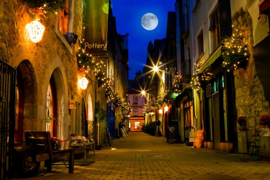 Galway Ireland best things to do medieval Galway