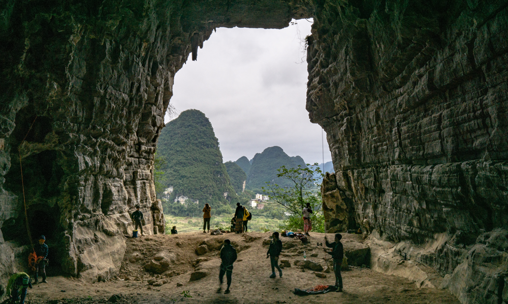 Yangshuo best place China outdoor activities