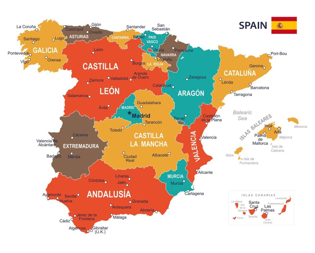 Zaragoza Map Of Spain.Zaragoza Spain Travel Guide An Insider S Guide By Writer