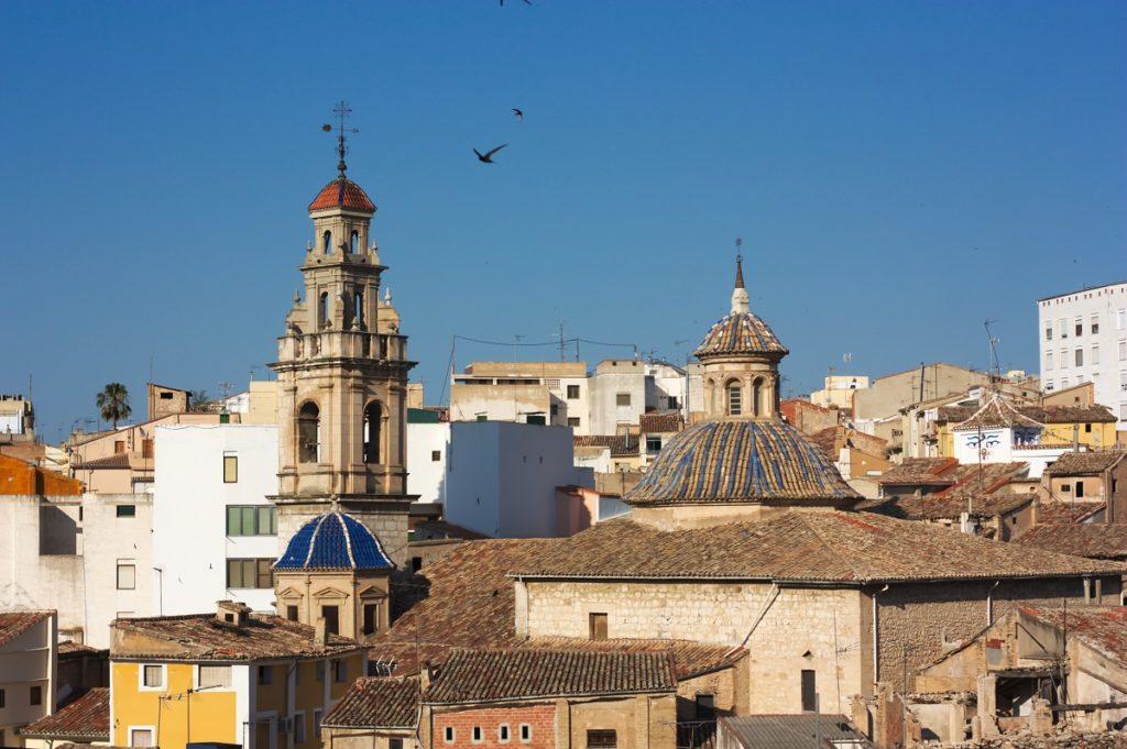 towns near Valencia Ontinyent