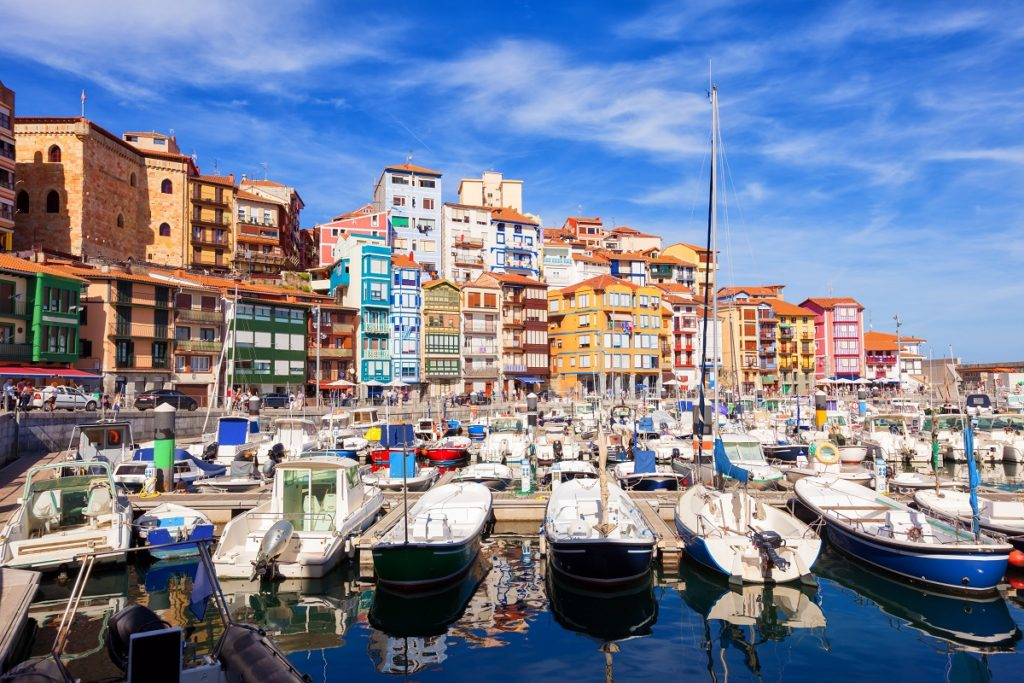 Basque Country Spain Bermeo