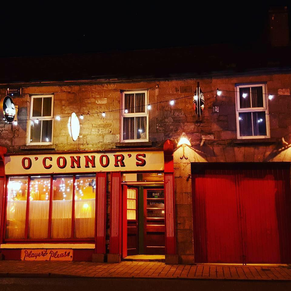 Galway music pubs O'Connor's