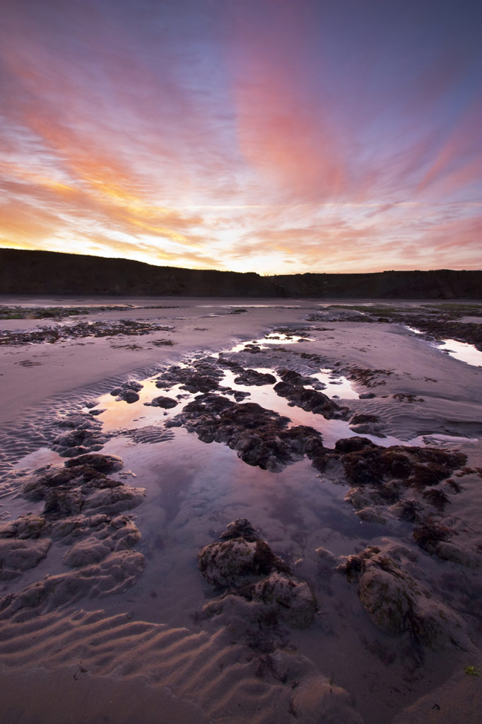 Isle of Wight top places compton-beach