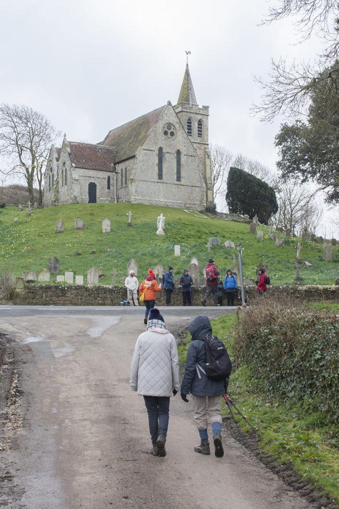 Isle of Wight walks