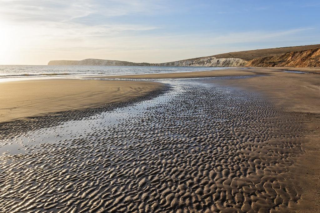 compton-beach- Isle of Wight beautiful places
