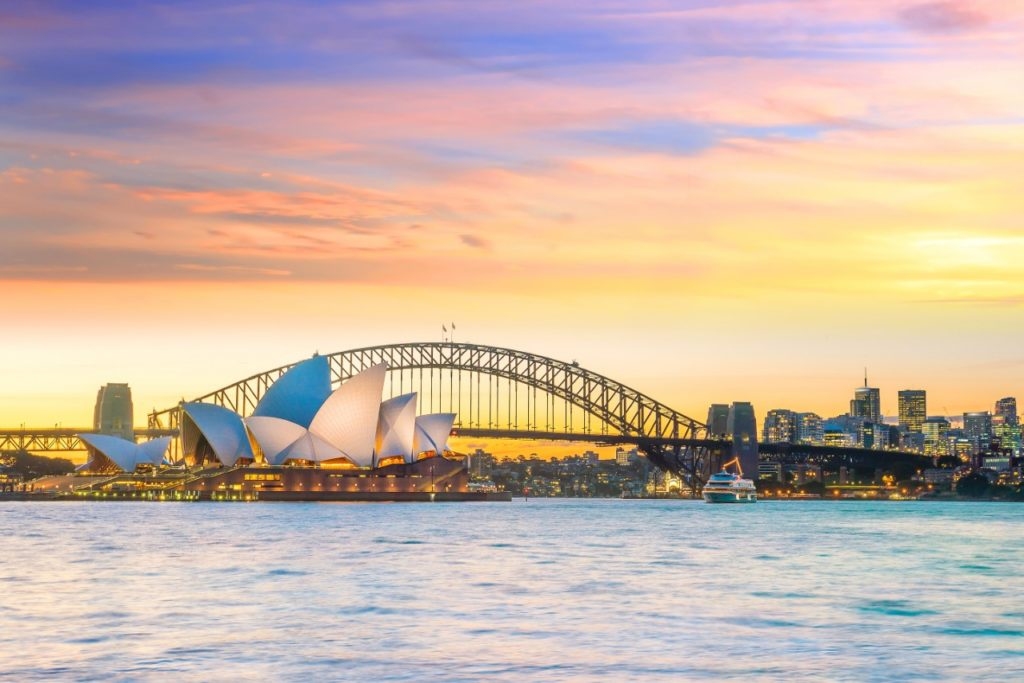 places to visit in Australia Sydney Opera House