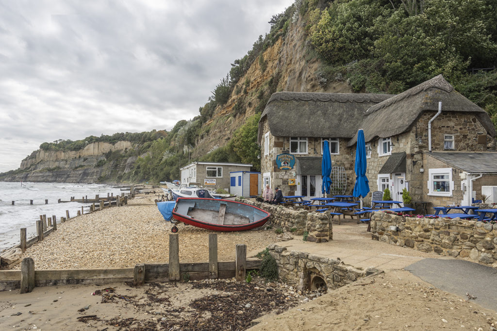 shanklin-fishermans-cove-Isle of Wight where to go