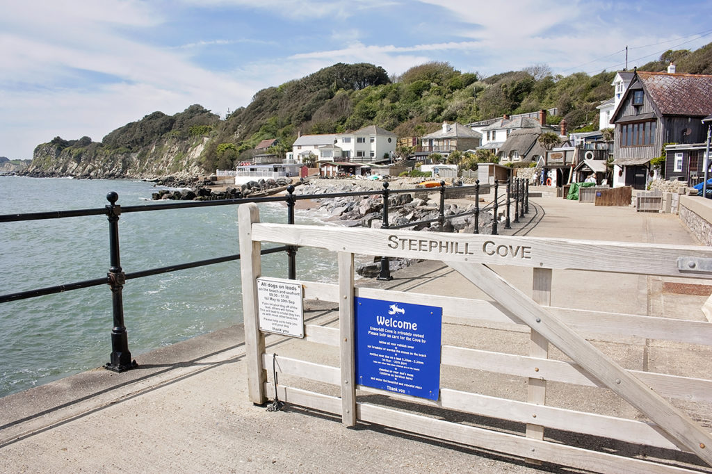 steephill-cove Isle of Wight top sights