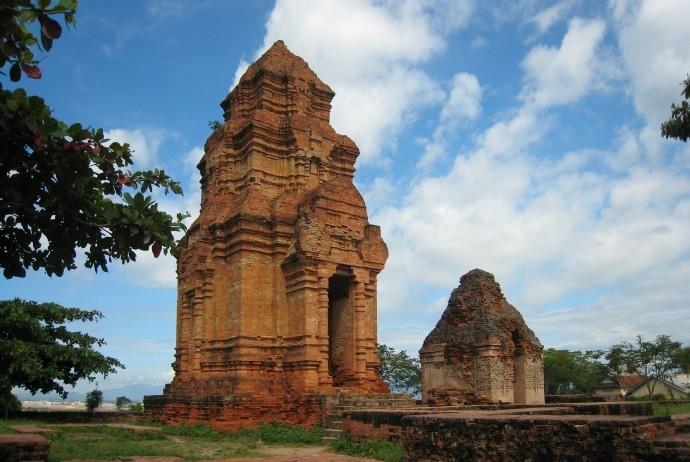 Mui Ne Vietnam Posha Nu Tower