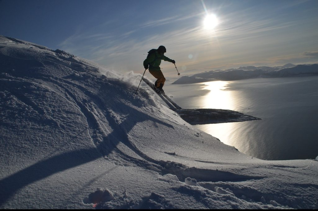 Norway winter sports