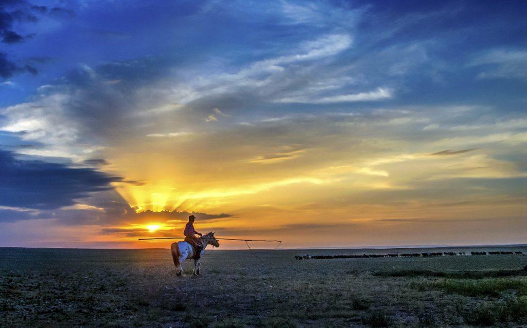Aquarius travel by zodiac sign Mongolia
