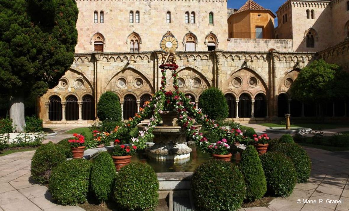 Corpus Christi Tarragona Spain