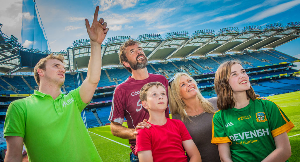 Dublin where to go Croke Park stadium tour