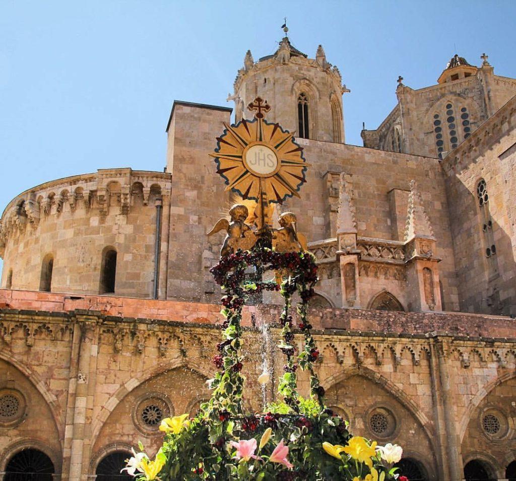 Tarragona Corpus Christi