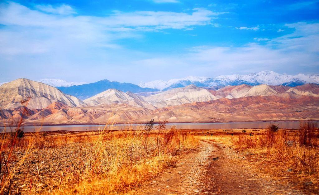 where to travel for aquarius kyrgyzstan