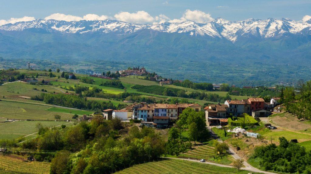 zodiac travel taurus italian hills