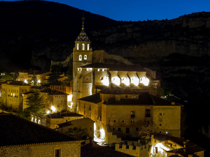 Albarracin most beautiful towns in spain