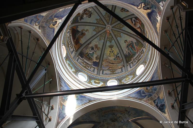 Alcanar Hermitage Interior