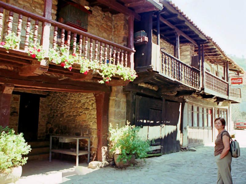 Barcena Mayor one of Spain's most beautiful towns-
