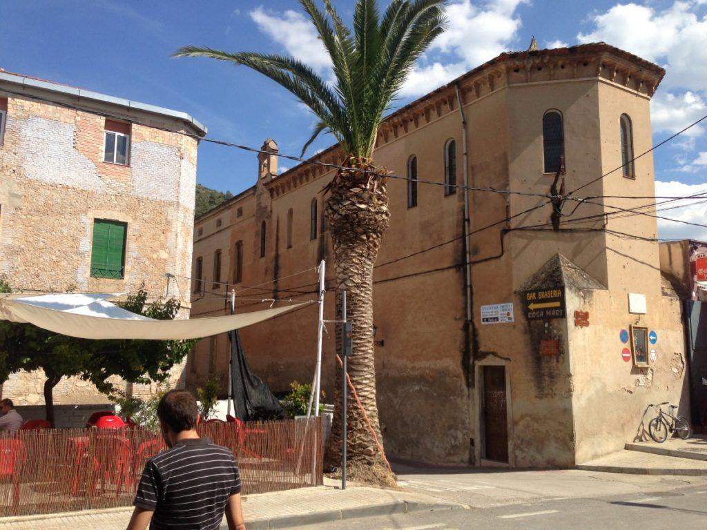 Benifallet Spain village bar