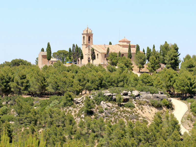 Calaceite Spain beautiful places