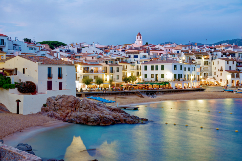 Calella de Palafrugell Travel Guide