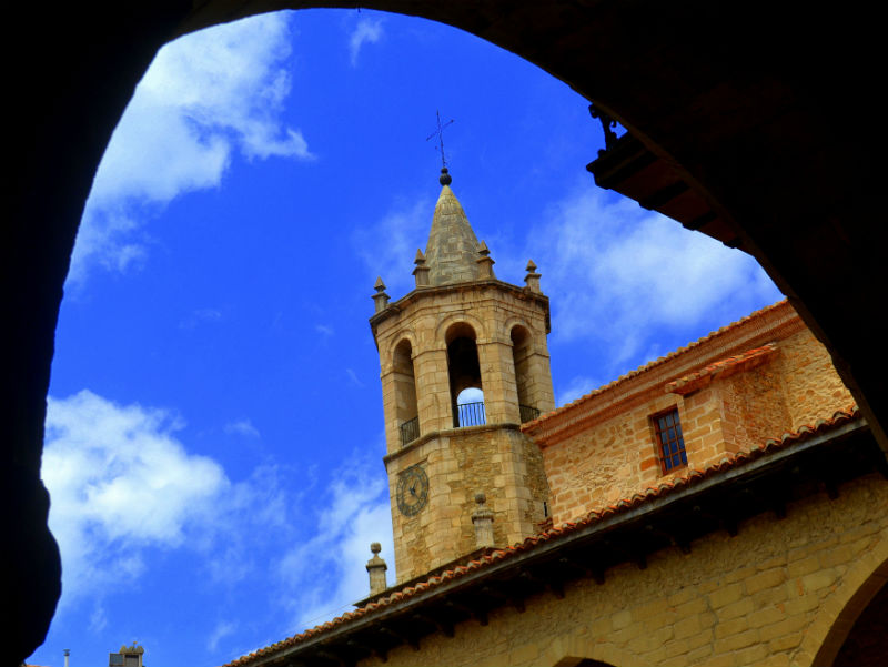Cantavieja Spain top towns