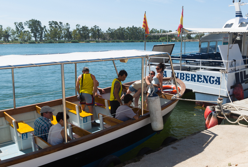 Delta de l'Ebre Park Tourist Boat ed1