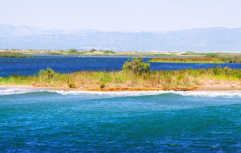 Delta de l'Ebro Catalonia Views