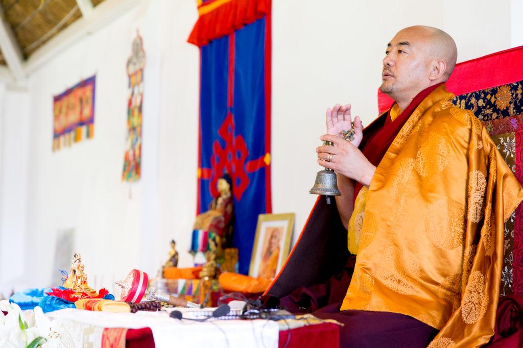 Denver sacred sites Orgyen Khamdroling Dharma Center