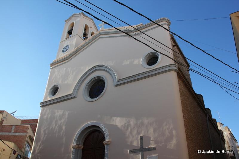 L'Esglesia de la Mare de Déu de la Candelera