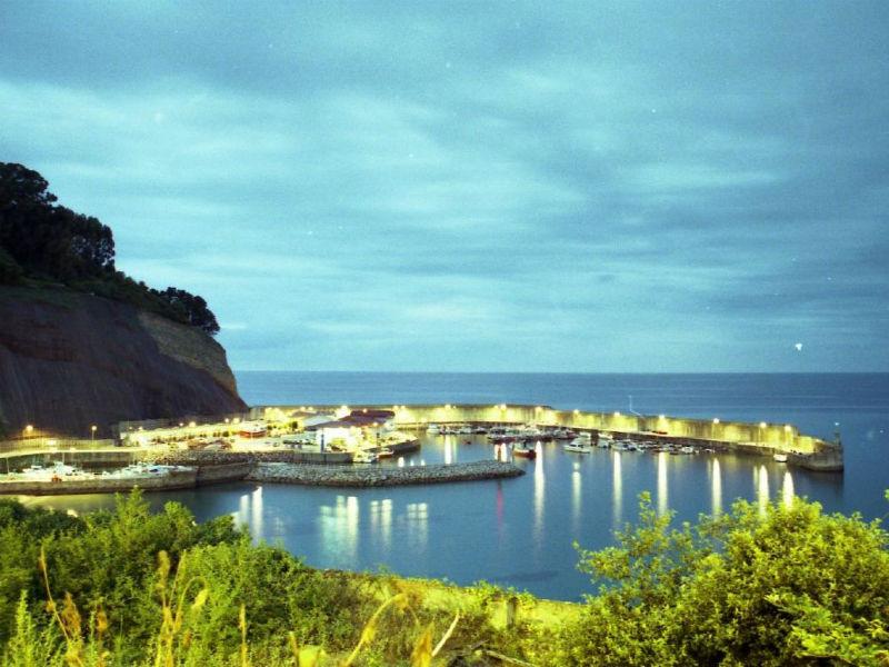 Llastres port Spain beautiful towns