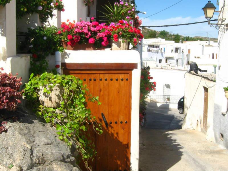 Lucainena de las Torres Spain beautiful villages-1