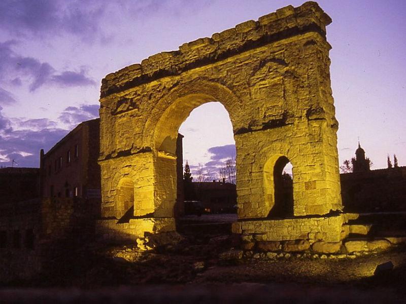 Medinaceli Spain beautiful towns