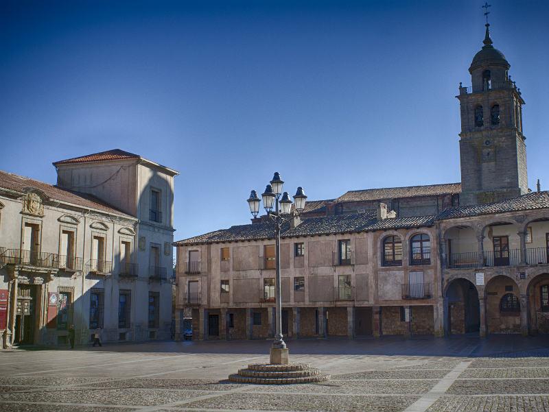 Medinaceli Spain most beautiful towns