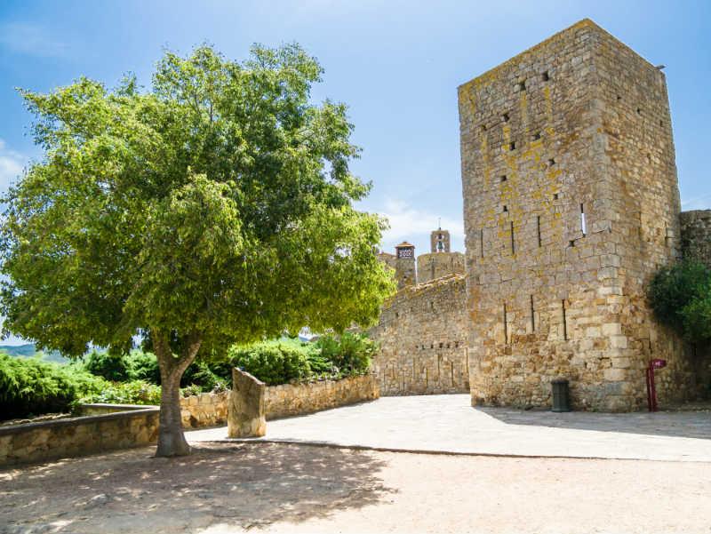 Pals Medieval Town Costa Brava-1