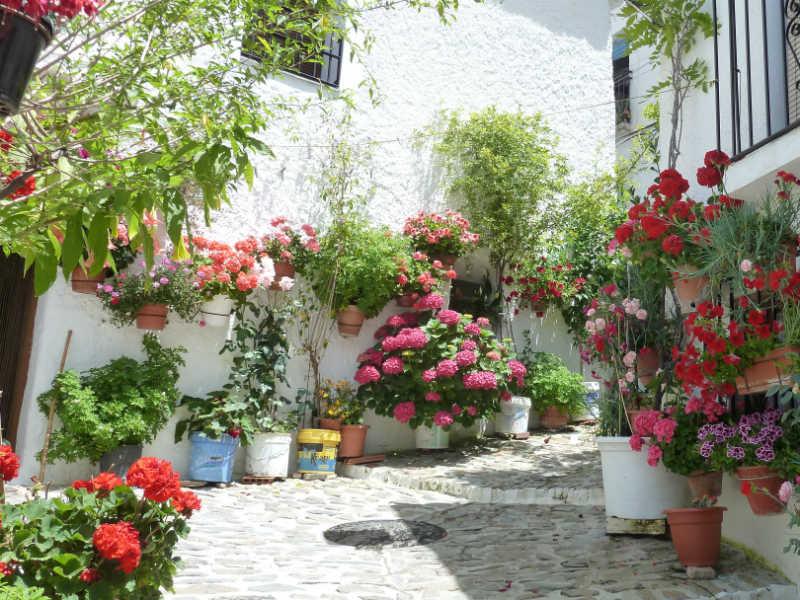 Pampaneira Spain beautiful towns