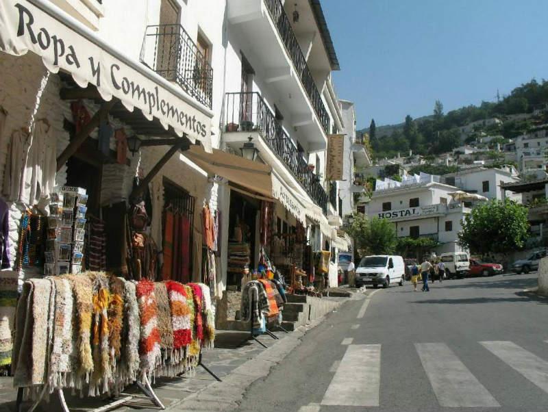 Pampaneira Spain most beautiful towns
