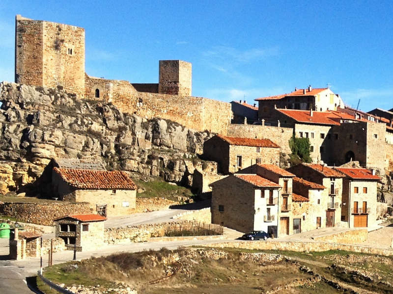 Puertomingalvo Spain pretty towns-1