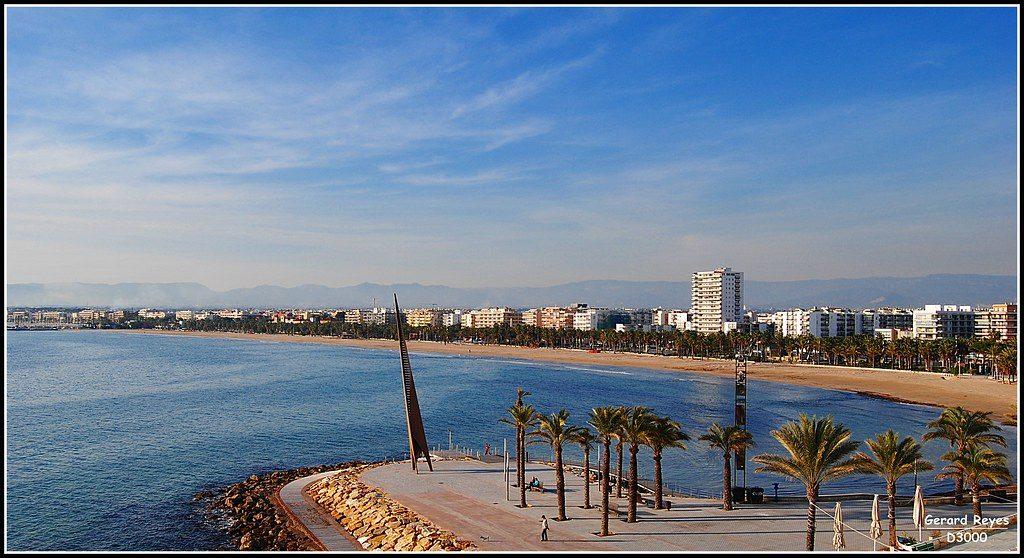 Salou Spain things to do see by Gerard Reyes Mirador de Salou Flixkr