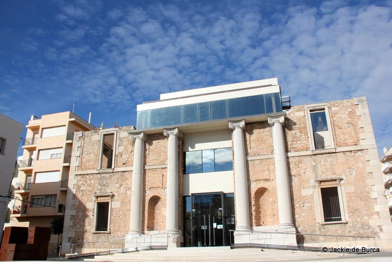 Sant Carles de la Rapita Oscar Carball Museum Catalonia