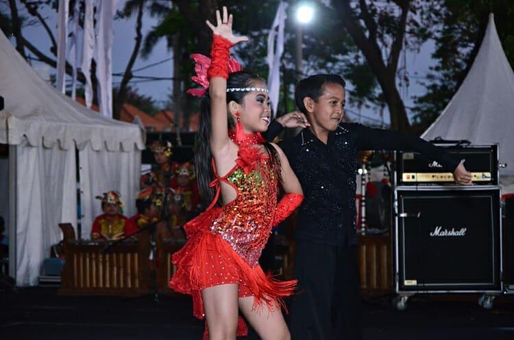 Sanur Village festival Bali