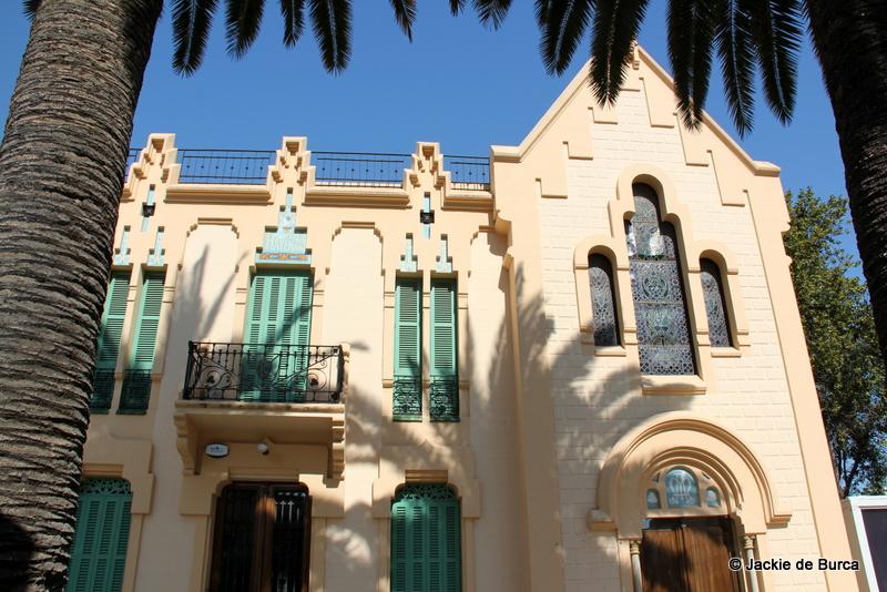Sitges Architecture