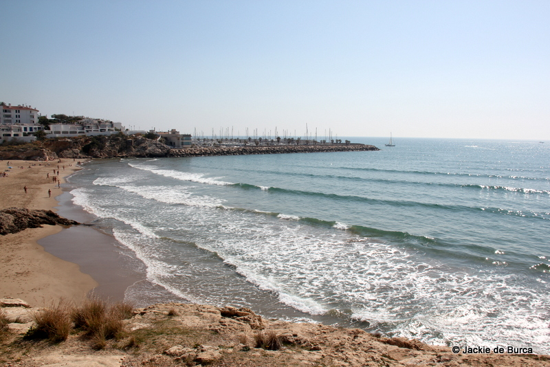 Sitges Beaches Catalonia